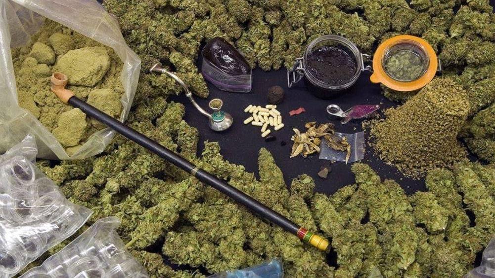 Stock de Beuh avec la Culture de Cannabis en Intérieur