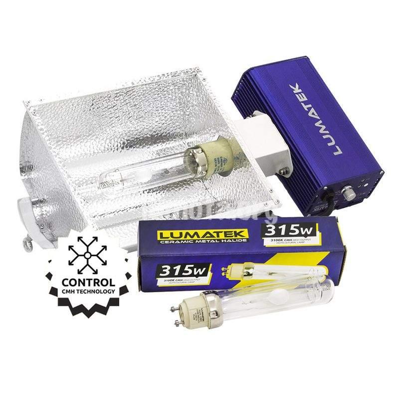 Lampe Lumatek Aurora CMH 315 watts pour Culture de Cannabis
