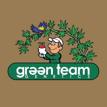 Green Team Genetics Logo