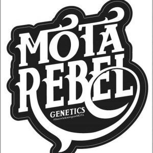 Mota Rebel Genetics Logo