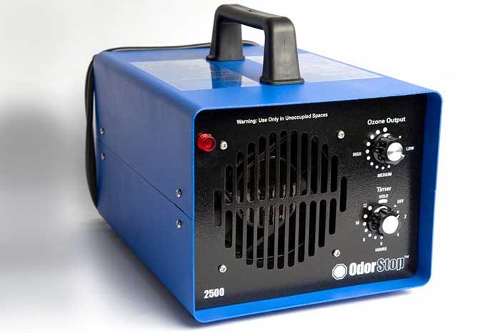 Générateur d'ozone pour éviter les odeurs en Culture en Intérieur
