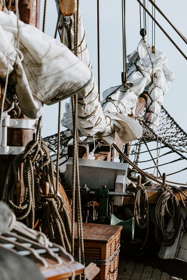 Bateau en chanvre - construction navale