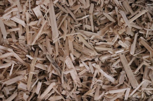 Litière animale en copeaux de bois de chanvre